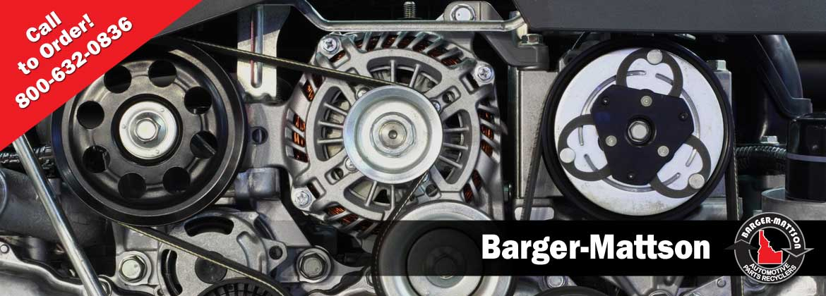 Barger-Mattson Idaho's Largest Used Auto Parts Recycler